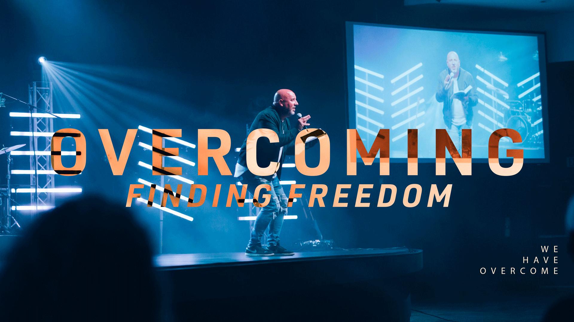 Overcoming Sermon Series